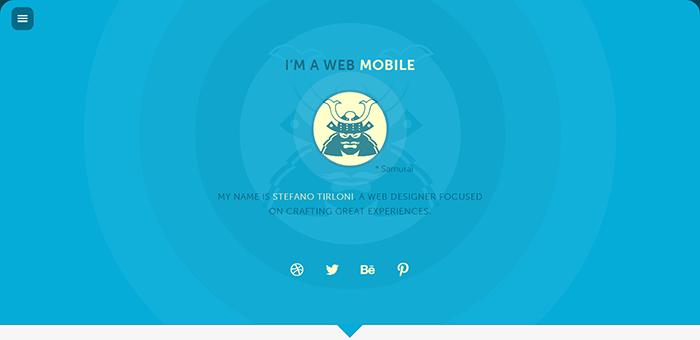 Stedesign - Contoh Desain Web Keren Landing Page