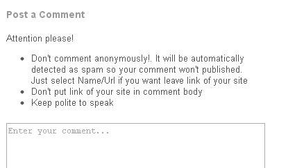 commentrules