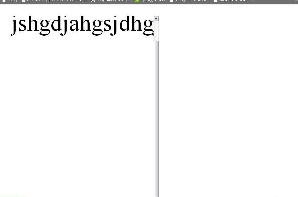 hideselectedscrollbar
