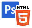 Frontend Development / PSD to HTML Service