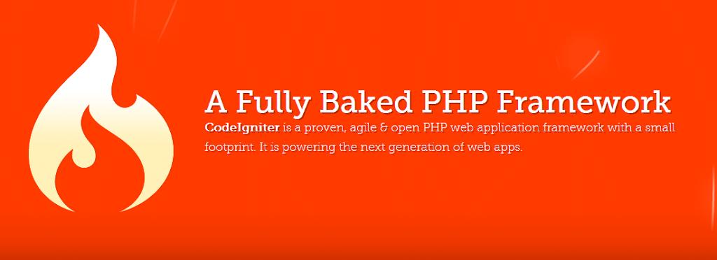 CodeIgniter Framework