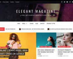 Elegant Magazine Theme
