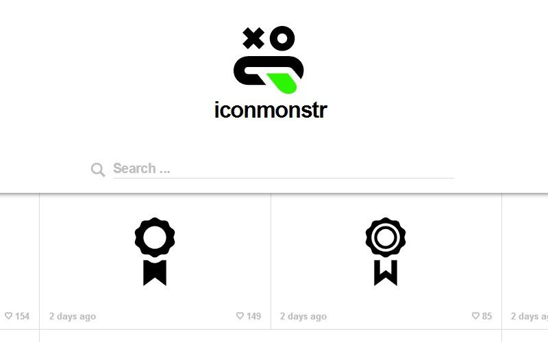 Icon Monstr