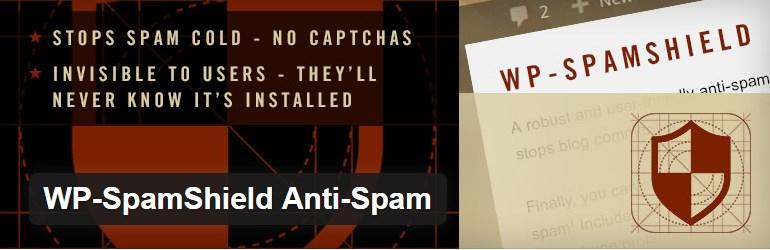 WP Spam Shield