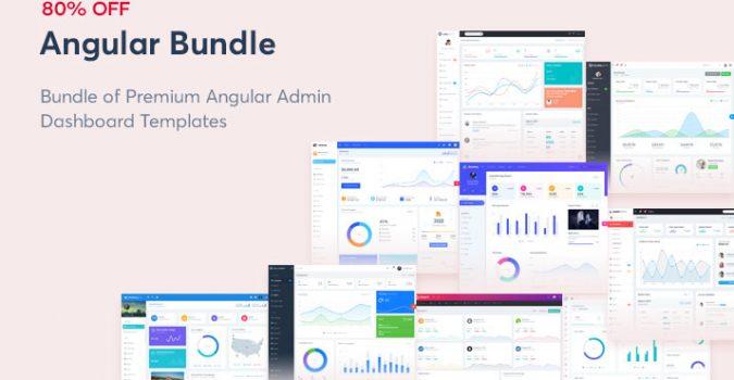 Angular mega bundle wrappixel