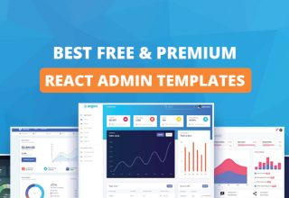 Best React Admin Template