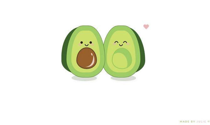 Avocado pure CSS