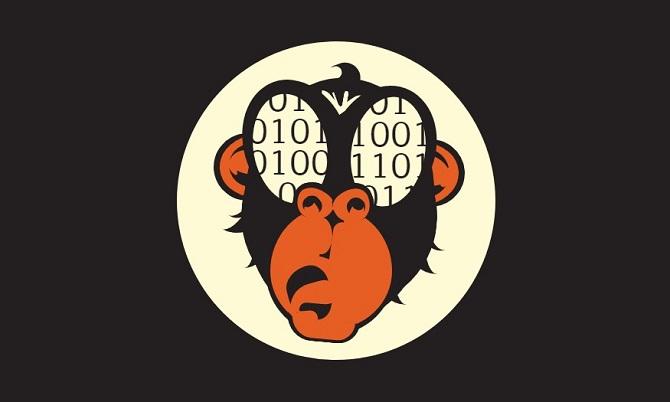 Coderbits logo pure css