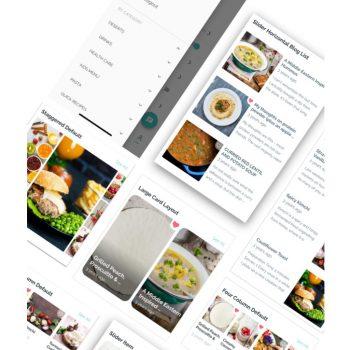 Fluxnews flutter wordpress app