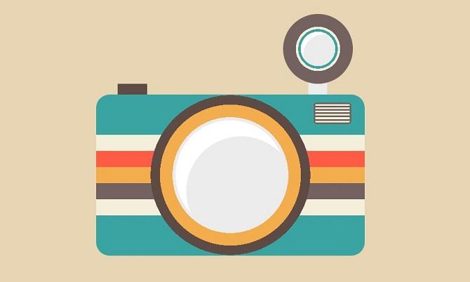 SIngle div css camera