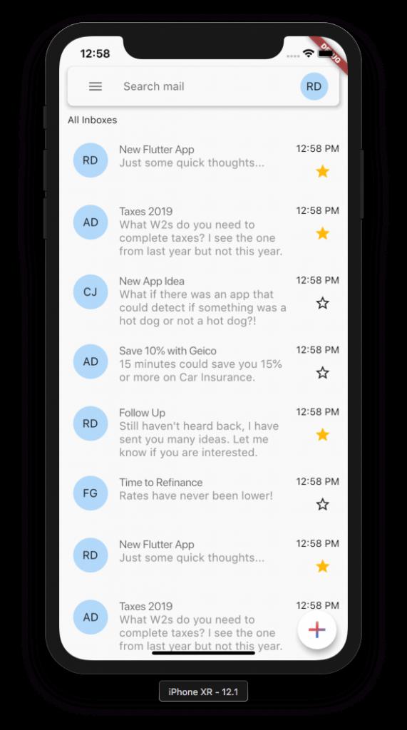 Gmail Clone