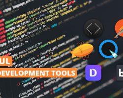 Useful web development tools